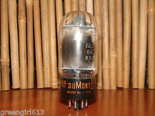 Vintage Dumont 6L6 GC Vacuum  Tube 1961 V Strong Results 6900  #748738