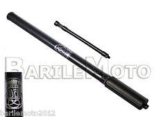 Gonfiatore / Pompa al Telaio 355 / 410 mm + Raccordo Flessibile Bici UMBERTO DEI