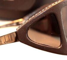 DUNHILL SUNGLASSES DU50002 '' LEATHER '' WITH BOX L.N.