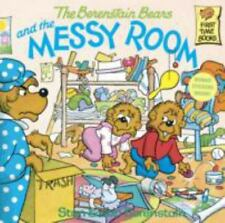 The Berenstain Bears and the Messy Room, Stan Berenstain, Jan Berenstain, 039486