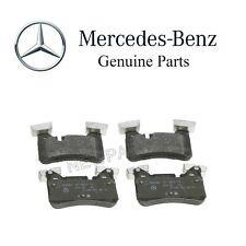 NEW Mercedes W204 W218 C63 AMG E63 AMG Rear Brake Pad Genuine 007 420 93 20