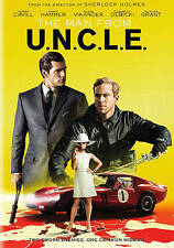 MAN FROM UNCLE (DVD, 2015) Brand New