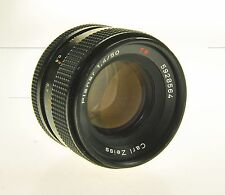 Carl Zeiss Planar T 50mm F1.4 Prime Camera Lens Made in Japan