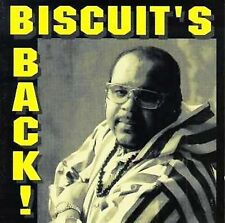 Biscuit's Back! * by Biscuit (Cassette, 1993, Avc Switzerland) NEW
