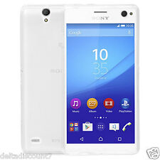 Clear Transparent Premium Case for Sony Xperia C4