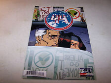 SIGNED ON LOGO CHARLES SOULE LETTER 44 #16 UPCOMING SYFY TV SERIES 1ST PRINTING