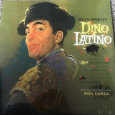 DEAN MARTIN 'DINO LATINO' NEW 2017 PRESSING LP 180 G VINYL  - NEW / SEALED