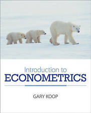 Econometrics   Introduction to Econometrics by Gary Koop (Paperback, 2007)
