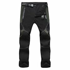 Lightweight Breathable Quick Dry Hiking Mountain Cargo Pants Trousers Men Women