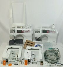 Brother Disney SE-270D Sewing and Embroidery  Lot of 2 Tested