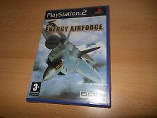 Energy Airforce - PAL - Sony Playstation 2 new sealed