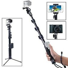 New Smatree SmaPole Y2 Telescoping Pole with Tripod Stand for GoPro Hero