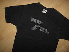 Apature San Francisco Tee - 2005 Asian Pacific American Artist Grunge T Shirt Sm