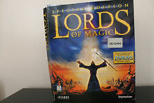 Lords of Magic: Special Edition  (PC, 1998) *Tested/Big Box/Sierra