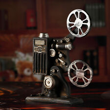 Shabby Resin Craft Vitascope Model Home Decorative Kinetograph Model Photography