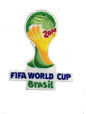 FIFA BRASIL 2014 World Cup Logo 3 x 2.5 INCH SOCCER PATCH