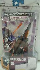 Hasbro Transformers Cybertron Deluxe Thundercracker Action Figure