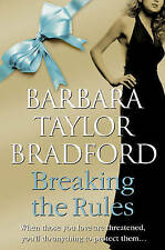 Breaking the Rules by Barbara Taylor Bradford (Paperback, 2010)