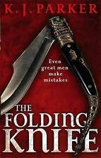 The Folding Knife, Parker, K. J., Paperback, New