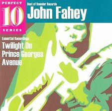 Twilight on Prince Georges Avenue: Essential Rec, Fahey, John, New