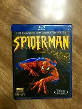 Spider-Man Complete 1994 Animated Series Bluray In HD