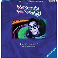 Ravensburger Nobody is perfect, Brettspiel
