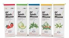GC Tooth Mousse 1 x 40g (35ml) Recaldent – Minze(Mint) - Geschmack Free Shipping