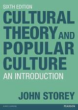 Cultural Theory and Popular Culture: An Introduction, Storey, John, Good Book