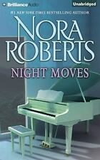 Night Moves [Audio] by Nora Roberts