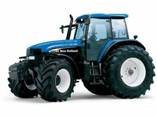 New Holland TM Series Workshop Manual in CD