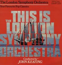 JOHN KEATING This Is The London Symphony Orchestra 1972 UK Vinyl LP EXCELLENT CO