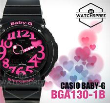 Casio Baby-G Neon Illumination Dial Watch BGA130-1B