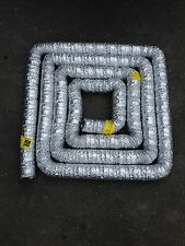 A/C RV CAMPER MOTORHOME BUS 5TH WHEEL HOSE PIPE TRAILER HEAT AIR DUCT 25FT