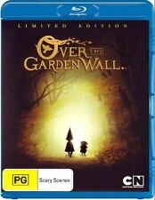 Over the Garden Wall Limited Edition NEW B Region Blu Ray