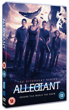 ALLEGIANT- DVD *PreOrder ONLY - Release Date 11/07/2016*