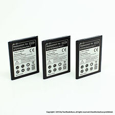 3 x 1900mAh Battery for Samsung Galaxy Exhibit SGH T599 T-Mobile