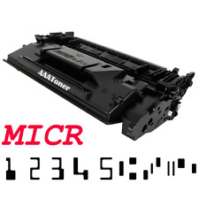 """MICR Toner Cartridge"" for Check Print CF226A HP LaserJet Pro M402n, M402dw"