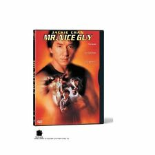 Mr Nice Guy On DVD with Jackie Chan X95