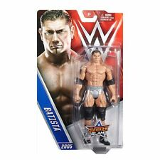WWE WWF Mattel megaspassosa BATISTA WRESTLING ACTION FIGURE NUOVO IN SCATOLA!!!