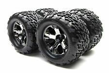 Stampede 4x4 VXL TIRES & WHEELS (4) Tyres) 3671 5576A Traxxas #6708