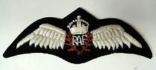 ROYAL AIR FORCE KINGS CROWN PADDED PILOT WING