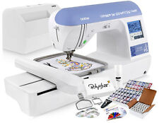 Brother SE1800 Sewing + Embroidery Machine w/ Grand Slam Package + Hard Case!