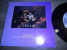 "PRINCE AND THE POWER GENERATION ""CREAM/HORNY PONY"" SINGLE USED 1991 WARNER BROS."