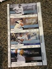 2015 NEW YORK YANKEES VS KANSAS CITY ROYALS SUITE TICKET STUB 5/25 DEREK JETER