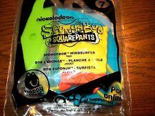 McDonald's SpongeBob Squarepants Spongebob Windsurfer Happy Meal Toy NIP #7