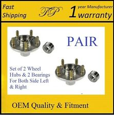 Rear Wheel Hub & Bearing Kit For SUBARU Impreza Forester Legacy (PAIR)