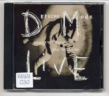 Depeche Mode CD Songs Of Faith And Devotion Live - Mute INT 892.920