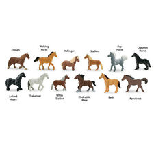 Horses Toob Mini Figures Safari Ltd NEW Toys Educational Figurines