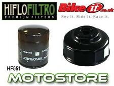 OIL FILTER & REMOVAL TOOL FITS MOTO GUZZI 1100 V11 LE MANS 2002-2005