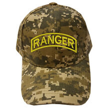 DIGITAL CAMO CAMOUFLAGE RANGER Military Cap Hat